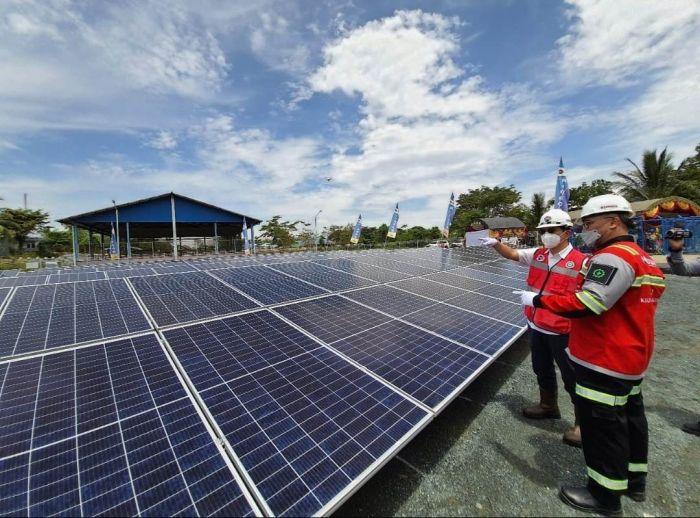 Peta Manfaat Pengembangan Energi Surya